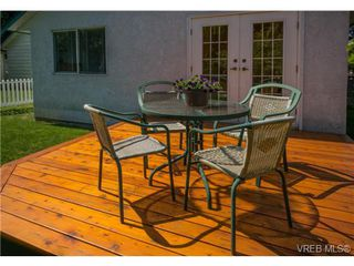 Photo 15: 2625 Doncaster Drive in VICTORIA: Vi Oaklands Residential for sale (Victoria)  : MLS®# 350994