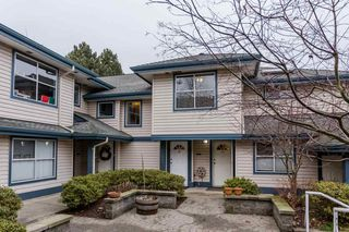 "Photo 1: 19 5664 208 Street in Langley: Langley City Townhouse for sale in ""The Meadows"" : MLS®# R2244817"