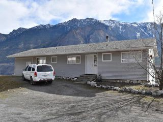 Photo 1: 320 PARK DRIVE in : Lillooet House for sale (South West)  : MLS®# 144945