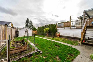 Photo 20: 1918 EDINBURGH Street in New Westminster: West End NW House for sale : MLS®# R2252382