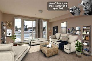 Photo 1: 302 9113 111 Avenue in Edmonton: Zone 13 Condo for sale : MLS®# E4104748