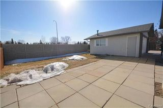 Photo 18: 38 Melonlea Cove in Winnipeg: North Kildonan Residential for sale (3G)  : MLS®# 1808878