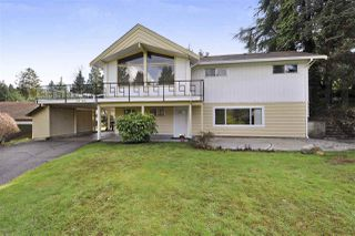 Photo 1: 40 BEDARD Crescent in Port Moody: College Park PM House for sale : MLS®# R2274750
