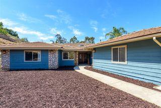 Main Photo: EL CAJON House for sale : 4 bedrooms : 1158 TERRACE CREST