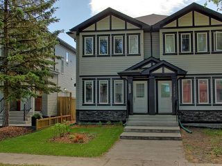 Main Photo: 12237 93 Street in Edmonton: Zone 05 Attached Home for sale : MLS®# E4116735