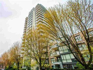 "Photo 1: 216 1483 W 7TH Avenue in Vancouver: Fairview VW Condo for sale in ""VERONA OF PORTICO"" (Vancouver West)  : MLS®# R2288405"