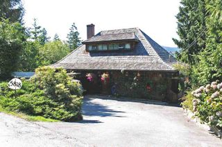 Main Photo: 5818 DEERHORN Drive in Sechelt: Sechelt District House for sale (Sunshine Coast)  : MLS®# R2311987
