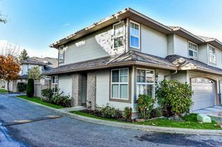 "Photo 1: 40 12165 75 Avenue in Surrey: West Newton Townhouse for sale in ""STRAWBERRY HILL ESTATES"" : MLS®# R2320818"