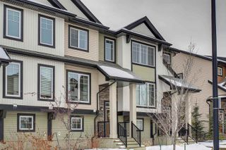 Main Photo: 1766 CUNNINGHAM Way in Edmonton: Zone 55 Townhouse for sale : MLS®# E4138178