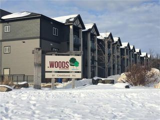 Photo 2: 113 89 Creek Bend Road in Winnipeg: River Park South Condominium for sale (2F)  : MLS®# 1900241