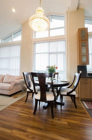"Photo 8: 412 3255 SMITH Avenue in Burnaby: Central BN Condo for sale in ""PANACASA"" (Burnaby North)  : MLS®# R2335173"