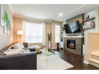 "Photo 2: 129 7938 209 Street in Langley: Willoughby Heights Townhouse for sale in ""Red Maple Park"" : MLS®# R2335783"