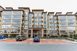 "Main Photo: 306 8067 207 Street in Langley: Willoughby Heights Condo for sale in ""Yorkson Creek Parkside"" : MLS®# R2337344"