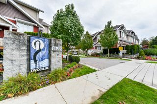 "Main Photo: 28 19455 65 Avenue in Surrey: Clayton Townhouse for sale in ""Two Blue"" (Cloverdale)  : MLS®# R2346436"