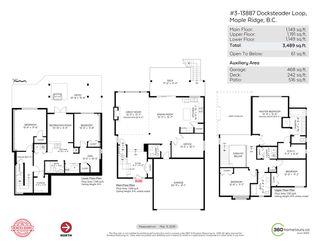 "Photo 20: 3 13887 DOCKSTEADER Loop in Maple Ridge: Silver Valley House for sale in ""SILVER RIDGE"" : MLS®# R2348333"