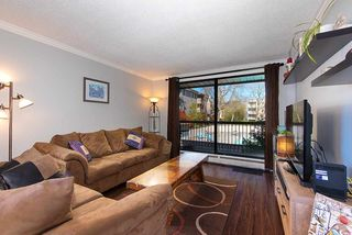 "Photo 2: 125 8511 ACKROYD Road in Richmond: Brighouse Condo for sale in ""LEXINGTON SQUARE"" : MLS®# R2354588"