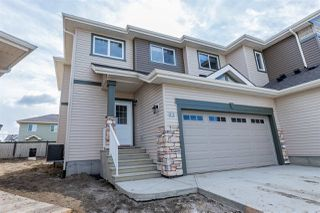 Main Photo: 12 4835 Wright Drive in Edmonton: Zone 56 Townhouse for sale : MLS®# E4152386