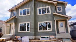 Main Photo: 12138 81 Street in Edmonton: Zone 05 House Half Duplex for sale : MLS®# E4154266