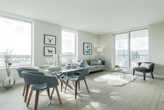 "Photo 1: 1202 6533 BUSWELL Street in Richmond: Brighouse Condo for sale in ""ELLE"" : MLS®# R2365936"