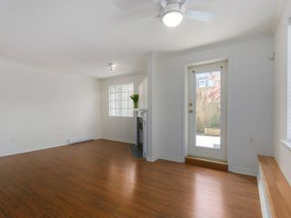 """Photo 3: 104 825 W 15TH Avenue in Vancouver: Fairview VW Condo for sale in """"The Harrod"""" (Vancouver West)  : MLS®# R2366415"""