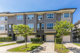 Main Photo: 47 7938 209 Street in Langley: Willoughby Heights Townhouse for sale : MLS®# R2366499