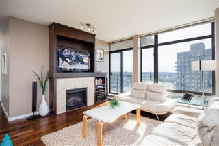 """Photo 8: 2703 2355 MADISON Avenue in Burnaby: Brentwood Park Condo for sale in """"OMA"""" (Burnaby North)  : MLS®# R2366844"""
