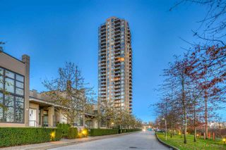 """Photo 1: 2703 2355 MADISON Avenue in Burnaby: Brentwood Park Condo for sale in """"OMA"""" (Burnaby North)  : MLS®# R2366844"""