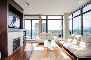 """Photo 7: 2703 2355 MADISON Avenue in Burnaby: Brentwood Park Condo for sale in """"OMA"""" (Burnaby North)  : MLS®# R2366844"""