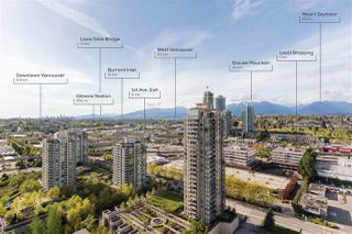 """Photo 17: 2703 2355 MADISON Avenue in Burnaby: Brentwood Park Condo for sale in """"OMA"""" (Burnaby North)  : MLS®# R2366844"""