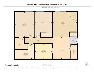 Photo 29: 202 340 WOODBRIDGE Way: Sherwood Park Condo for sale : MLS®# E4155803