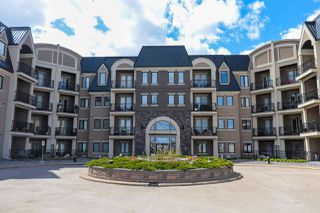Photo 1: 244 6079 MAYNARD Way in Edmonton: Zone 14 Condo for sale : MLS®# E4156609