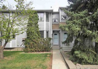 Main Photo: 101 10787 31 Avenue in Edmonton: Zone 16 Townhouse for sale : MLS®# E4157961