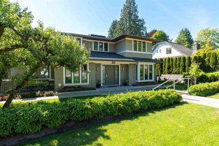 Main Photo: 6245 MACKENZIE Street in Vancouver: Kerrisdale House for sale (Vancouver West)  : MLS®# R2373066