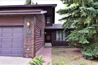 Main Photo: 51 WOODLAKE Manor: Sherwood Park House for sale : MLS®# E4158578