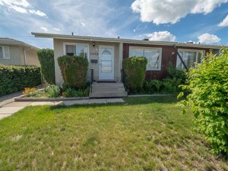 Main Photo: 13408 82 Street in Edmonton: Zone 02 House Half Duplex for sale : MLS®# E4161739