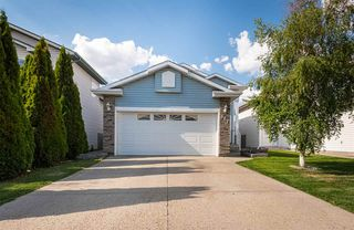 Main Photo: 867 BLACKLOCK Way in Edmonton: Zone 55 House for sale : MLS®# E4162191