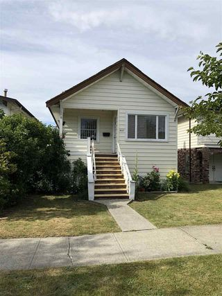 Photo 1: 3437 E 24TH Avenue in Vancouver: Renfrew Heights House for sale (Vancouver East)  : MLS®# R2384045