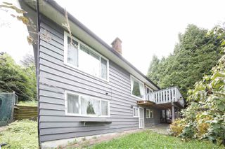 Photo 1: 3194 MARINER WAY in Coquitlam: Ranch Park House for sale : MLS®# R2361653