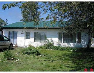 Photo 1: 7297 PIONEER Avenue: Agassiz House for sale : MLS®# R2422401