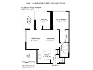 """Photo 18: 1202 125 MILROSS Avenue in Vancouver: Downtown VE Condo for sale in """"Creekside"""" (Vancouver East)  : MLS®# R2432761"""