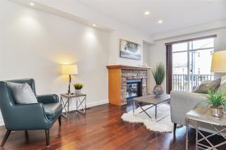 "Photo 3: 69 20738 84 Street in Langley: Willoughby Heights Townhouse for sale in ""Yorkson Creek"" : MLS®# R2443156"