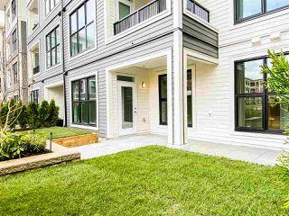 "Photo 3: 118 9551 ALEXANDRA Road in Richmond: West Cambie Condo for sale in ""Trafalgar Square 2"" : MLS®# R2468301"