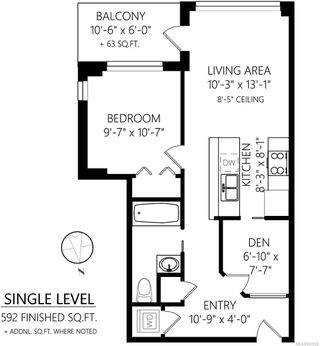 Photo 23: 209 1030 Yates St in : Vi Downtown Condo Apartment for sale (Victoria)  : MLS®# 851932