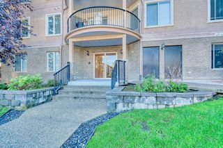 Photo 2: 102 735 56 Avenue SW in Calgary: Windsor Park Apartment for sale : MLS®# A1033064