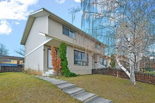 Main Photo: 107 Macewan Park Way NW in Calgary: MacEwan Glen Semi Detached for sale : MLS®# A1047667