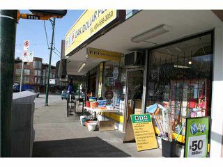 Photo 1: 3182 OAK STREET: Home for sale (Vancouver West)  : MLS®# V4034098