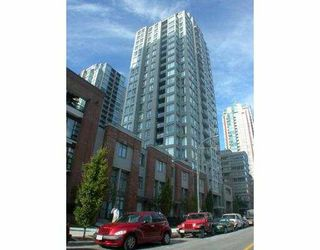 "Photo 1: 1903 1001 HOMER ST in Vancouver: Downtown VW Condo for sale in ""BENTLEY"" (Vancouver West)  : MLS®# V558083"