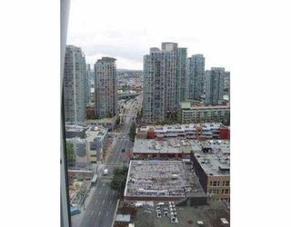 "Photo 6: 1903 1001 HOMER ST in Vancouver: Downtown VW Condo for sale in ""BENTLEY"" (Vancouver West)  : MLS®# V558083"