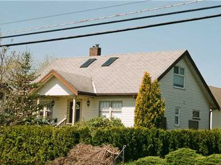 Main Photo: 1807 8th Avenue in : West End NW House for sale (New Westminster)  : MLS®# v886267