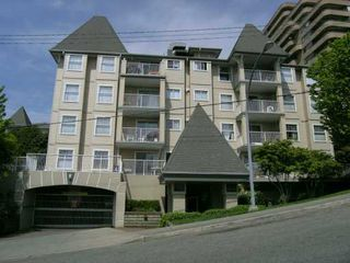 "Photo 2: 1035 AUCKLAND Street in New Westminster: Uptown NW Condo for sale in ""QUEENS TERRACE"" : MLS®# V590567"